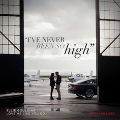 Ellie Goulding - Love Me Like You Do #FIFTYSHADES