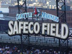 SafeCo Field, Seattle - still kicking myself for not going there when we were in Seattle!