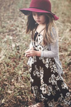 Fall Maxi Dress #chasinivy My Little Girl, Little Princess, Yeast Diaper Rash, Fall Photo Shoot Outfits, Ivy Look, Kids Fashion, Autumn Fashion, Future Daughter, Vintage Children