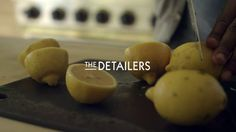 """One of five short films made as part of a year-long campaign for Olivari brand olive oil. As the campaign slogan reads """"The Little Things are Everything;"""" this film follows Bryant Terry, a chef and author."""