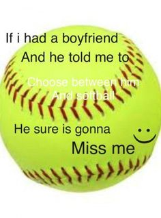 Funny Softball Quotes About Pic #18