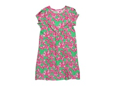 Lilly Pulitzer Kids Little Kelsea Dress Printed (Toddler/Little Kids/Big Kids)