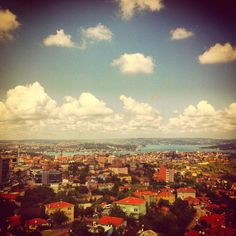Beykoz / İstanbul ( thats what I see every day!!!!)
