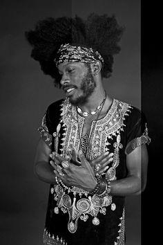 Jesse Boykins III   Zulu Guru #Schwaza   Photo by Mel D Cole  Download: Black Orpheus