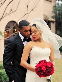 Classically Beautiful Wedding: Bow Ties, Diamonds - Bridal Musings Wedding Blog