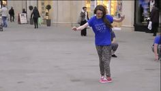 Ain't no party like an Arya Stark party! | Arya Stark Was In A Flash Mob And It's Glorious