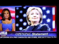 Still Report #890 - Judge Jeanine   Trump vs Clinton on Islamic Terror