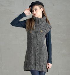 robe pull a tricoter soi meme