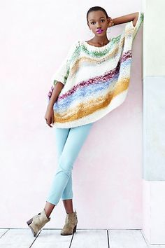 LOVING this sweater - must have it!