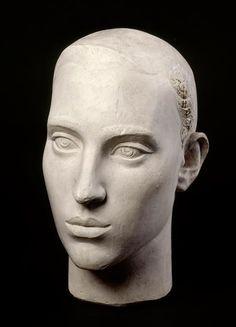 Jacques Lipchitz, Raymond Radiguet, 1920, National Museum of Modern Art - Georges Pompidou Center, Paris