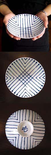 白山陶器 | Flat cup | Hakusan pottery