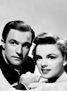 Gene Kelly & Judy Garland