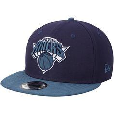 3b8402c28b2 Men s New York Knicks New Era Navy Tonal Choice 9FIFTY Adjustable Snapback  Hat