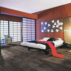 get the best of the natural wood look with the ease of porcelain tiles porcelain tilesbedroom decornatural