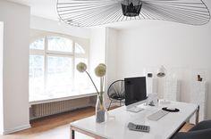 L'atelier de Gris Souris, décoration d'intérieur | Lampe Vertigo de Petite Friture | www.grissouris.ch | © virginie confino - all rights reserved. no reproduction allowed.