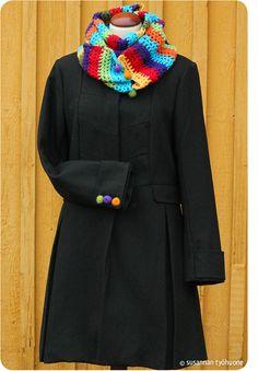 Susannan Työhuone - päiväkirja vanhalta rautatieasemalta: Uusissa vaatteissa uuteen vuoteen Crochet Clothes, Crochet Necklace, Fashion, Moda, Fashion Styles, Fashion Illustrations