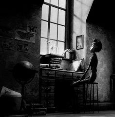 Tim Burton. Beautiful scene!