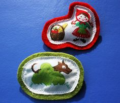 i make lots of these cute brooches .., kids love them