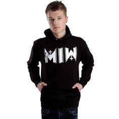Motionless In White - Middle Finger - Hoodie - Merchandise Online Shop - Impericon.com