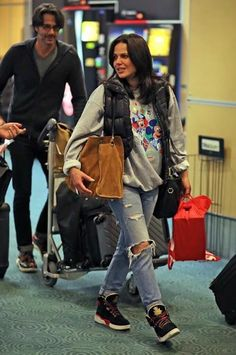 Awesome Lana and Fred Vancouver Intl Airport Thursday 12-10-15