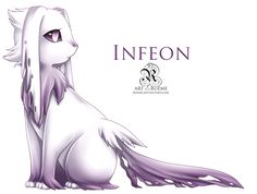 Fakemon: Infeon by Rueme on deviantART