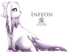 Fakemon: Infeon by Rueme on deviantART