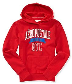 Aeropostale Womens Glitter Logo Hoodie Sweatshirt 692 M Glittered puff painted logo. Fleece hooded sweatshirt. Kangaroo pockets. No drawstrings. (Barcode EAN = 0635353995736). http://www.comparestoreprices.co.uk/december-2016-5/aeropostale-womens-glitter-logo-hoodie-sweatshirt-692-m.asp