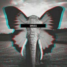 WheEEEEE!!!!  hey that elephant has butterfly wings for ears... he can fly.