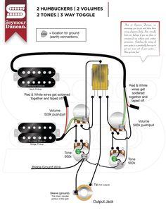 split hum + gilmour mod | guitar wiring diagrams | pinterest, Wiring diagram