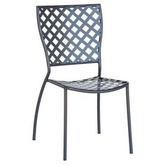 Our Dalia side chair is sturdy, rustproof and corrosion resistant and is manufactured with industrial-grade steel. This chair is pre-treated with zinc galvanization which guarantees against corrosion. Finally, it is finished with a polyester powder-coating which is extremely resistant and will remain bright for many years. The Dalia chair is stackable up to 16 chairs high. Order online today at http://contractfurniture.com/product_detail.php?prodID=6429 or call us 800.507.1785