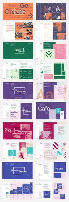 Campus by MultiAdaptor, United Kingdom. #brand #guidelines