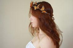 butterfly fairy crown