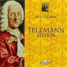 Georg Philipp Telemann - Telemann Edition: Box Set 29 CD Part 02 (2011)