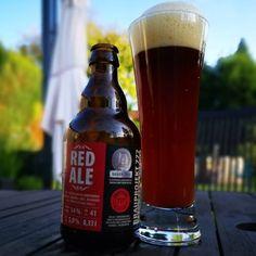 Brauprojekt 777 Red Ale #beerblog #beerstagram #beerlovers #craftbeer #redale #brauprojekt777