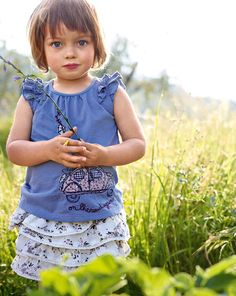 Benetton Toddler Collection - Look 01