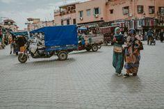 Marrakesz PLAC DŻAMAA AL-FINA Street View