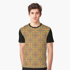 """Ornamental pattern 22, version 1"" T-shirt by Lenka24   Redbubble"