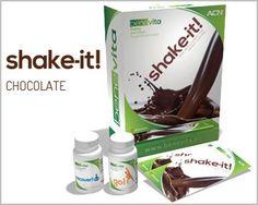Benevita Weight Management System (Chocolate) Wellness - http://www.megantic.acnrep.com/