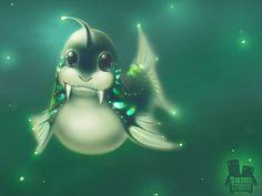 abyss walrus II by 2MindsStudio.deviantart.com