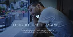 Alcohol addiction is a serious disorder that comes with a host of symptoms. These symptoms are at times most prevalent during periods of withdrawal or when someone experiences a hangover. Though an addicted individual may not notice a hangover as much as someone who drinks casually, hangover symptoms can still pose a threat. Learn more today about these symptoms and getting treatment for addiction to alcohol. #alcohol #addiction #hangover #alcoholism #treatment