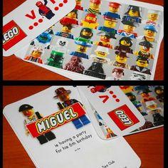 FREE LEGO PARTY PRINTABLES