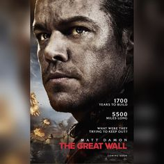 #Thisfunktional #2017 #Movie #Preview: #TheGreatWall tells the #Story of an #EliteForce making a #Valiant stand for #Humanity on the #Worlds most #Iconic #Structure. #TheGreatWallMovie is in #Theaters Feb. 17 2017. More info at Thisfunktional.com (#Link in #Bio) as well as more entertainment coming in 2017. #Movie #Movies #MoviePreview #Theater #Cinema #Cinemas #LinkInBio http://ift.tt/1MRTm4L