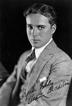 Charles Chaplin.    Sir Charles Spencer (16 April 1889 – 25 December 1977).  English comic actor, film director and composer best known for his work during the silent film era.