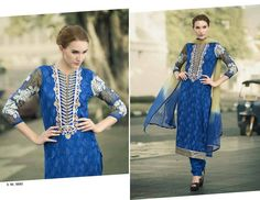 Avail Flat 20% discount Product code: SSG-10002 Price 4200 Georgette Embroidered, Semi Stitched / Party Wear For bookings call or whatsapp at #09811134816