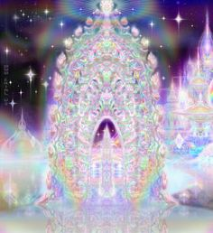Sacred Visionary Art by Erial Ali http://www.erial.us