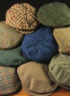 Gentleman's Miscelanea Mens Newsboy Hat, Mens Dress Hats, Denim Hat, Fancy Hats, News Boy Hat, Flat Cap, Well Dressed Men, Mens Caps, Gentleman Style