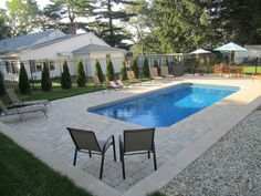 Consider our company the most trusted provider of Custom Pools in Egg Harbor, City. Ensure your new has the exact style of vinyl pool liner you desire. Outdoor Projects, Outdoor Ideas, Backyard Ideas, Outdoor Spaces, Fiberglass Pool Manufacturers, Fiberglass Swimming Pools, Harbor City, Pool Liners, Vinyl Pool