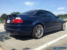 2003 BMW M3 Base Coupe 2-Door #bmw #m3 #forsale #unitedstates