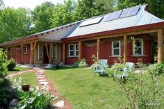straw bale homes | Straw Bale House Tour 2012 | Green | Sustainable |Eco Friendly |Straw ...