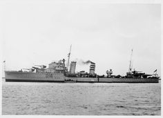 HMS Ivanhoe 14 Oct 1939 - German U-boat U-45 was sunk south-west of Ireland, in position 50°58'N, 12°57'W, by depth charges from the British destroyers HMS Inglefield, HMS Ivanhoe, HMS Intrepid and HMS Icarus. 16 Feb 1940 - HMS Ivanhoe (Cdr. P.H. Hadow, RN) intercepts the German merchant Baldur (5805 BRT) off Lister, Norway. However before the German ship can be captured she is scuttled by her own crew.
